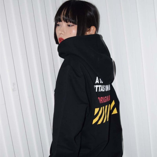 [요몬:YOMON]X[UNIUNSHOP] ORIGINALS HOODY