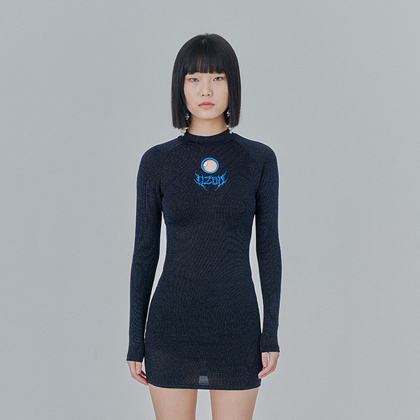 [어져드:OZOD] GLAM ONE-PIECE_black